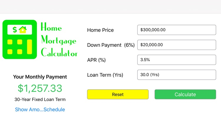 Mortgage My Calculator screenshot-4