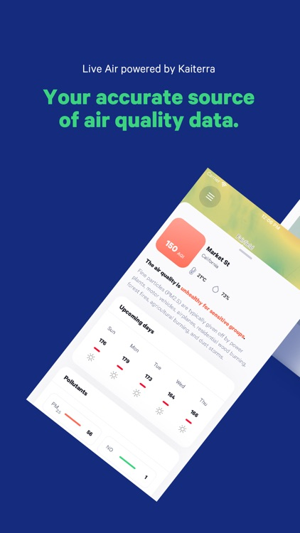 Live Air: Global Air Quality