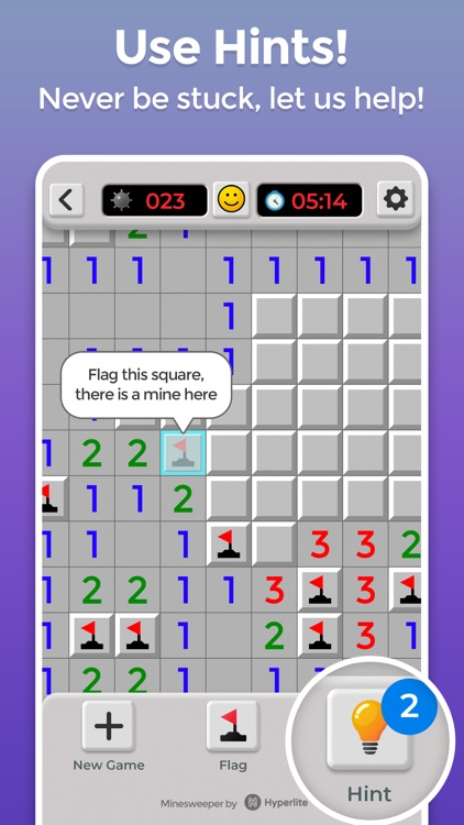 Minesweeper ▦ Puzzle Game screenshot-7