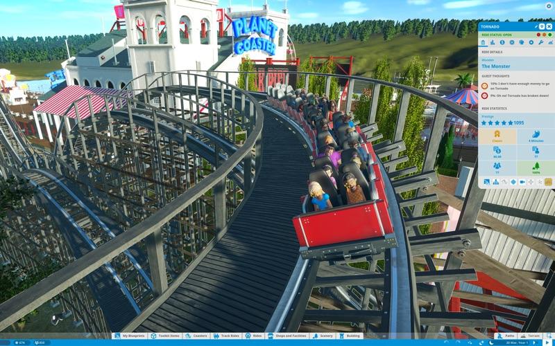 Planet Coaster screenshot 5