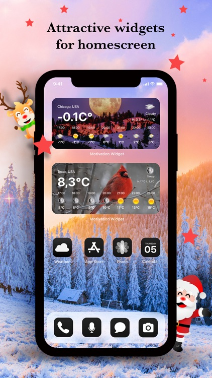 Weather Widget App screenshot-0