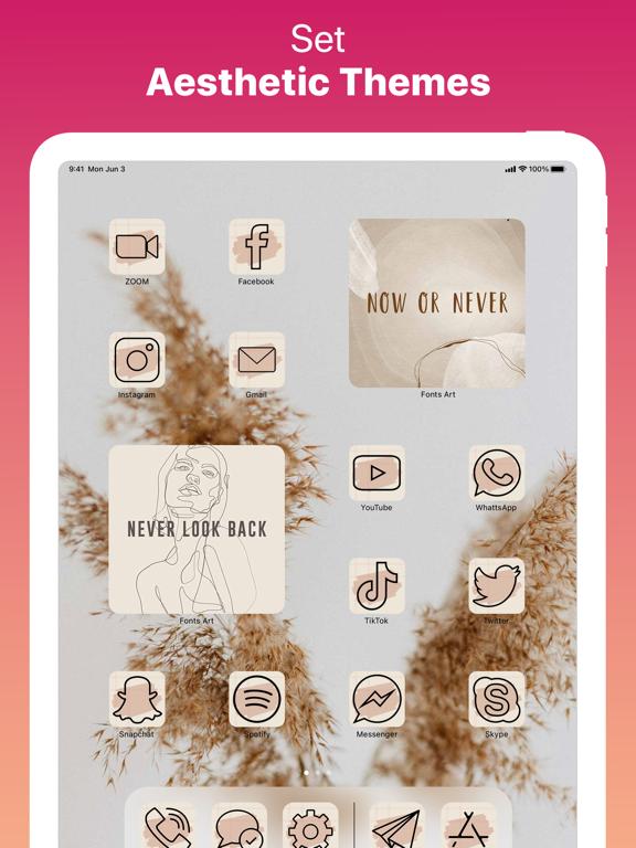 iPad Image of Fonts Art - Fonts for iPhones