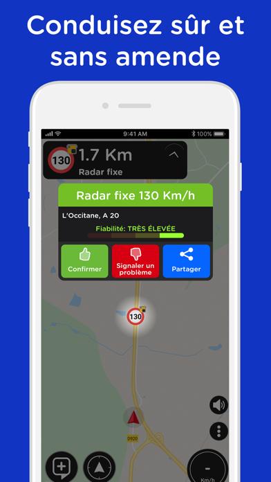 Radarbot Pro: Détecteur Radars