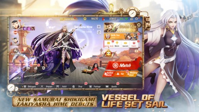 Screenshot from Onmyoji Arena
