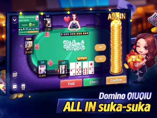 Pop Domino Qiuqiu 2020 Gaple On The App Store