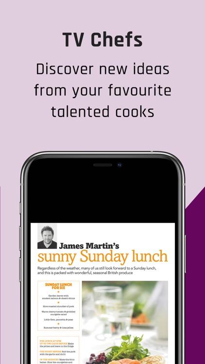 BBC Easy Cook Magazine screenshot-5