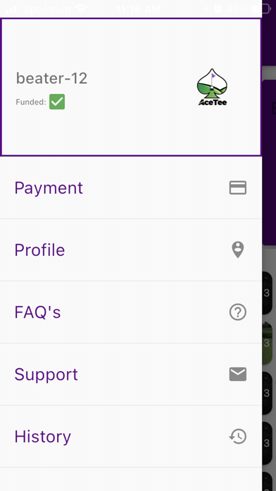 AceTee Screenshot
