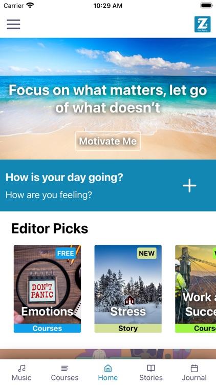 Zen Buddy: Wellness,Motivation