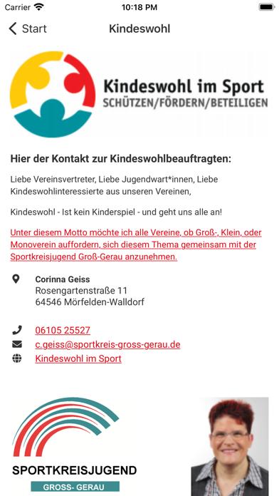 Sportkreis Groß-Gerau e.V.Screenshot von 5