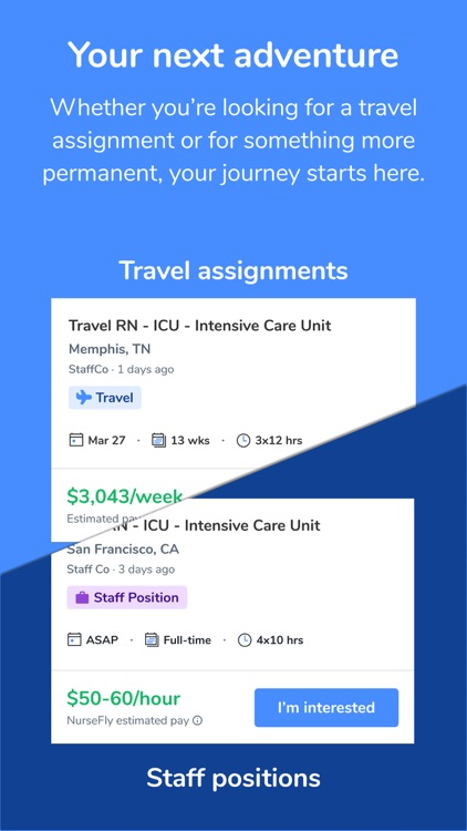 NurseFly Healthcare Job Search screenshot-5