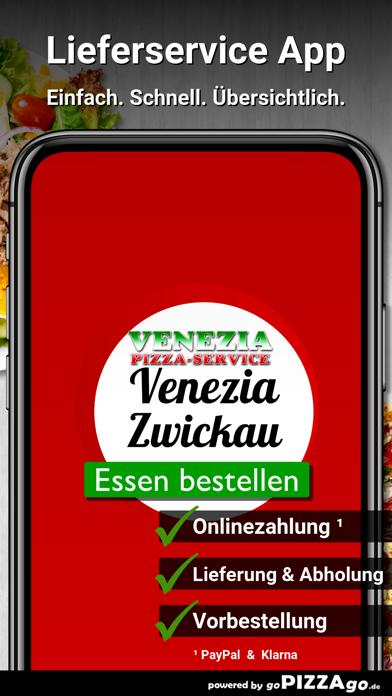 Venezia Pizza Zwickau screenshot 1