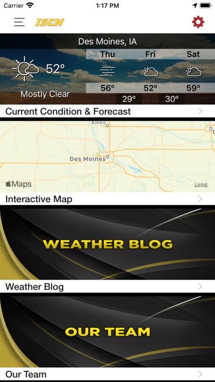 ISCN Weather screenshot-4