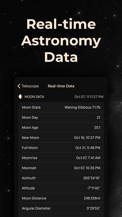 MoonX - Moon Phase Calendar screenshot-7