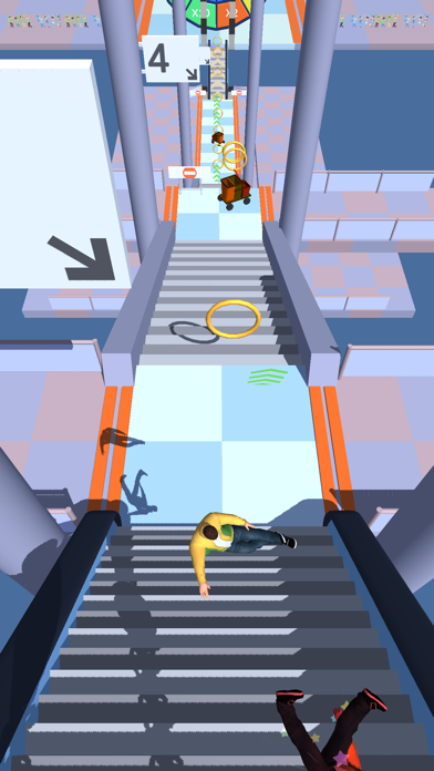 Fall Boy 3D screenshot 3
