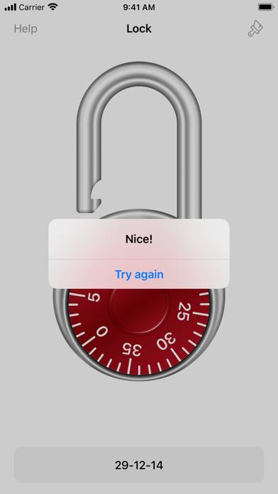 Practice Lock screenshot 3