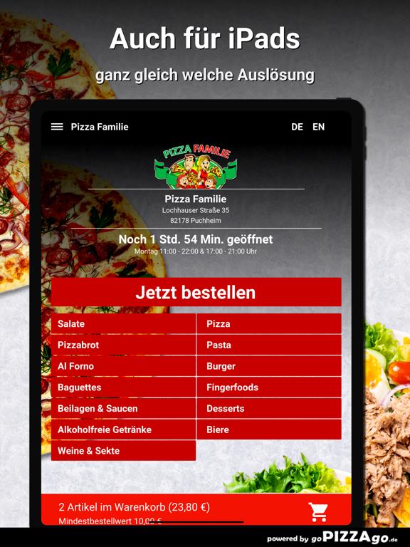 Pizza Familie Puchheim screenshot 7