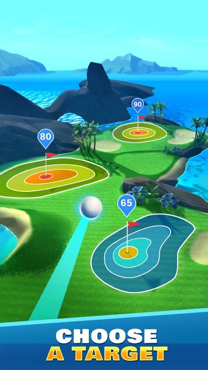 Super Shot Golf screenshot-0