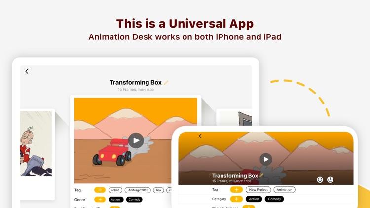 Animation Desk® Ultimate screenshot-7