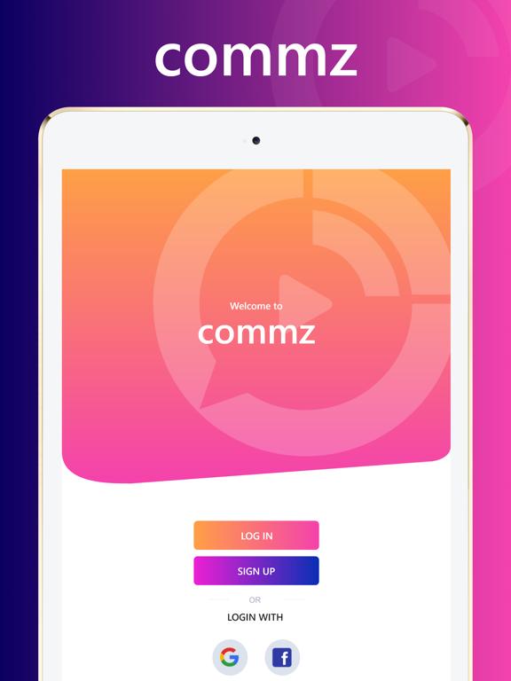COMMZ screenshot 6