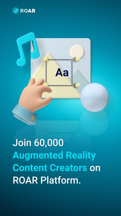 ROAR Augmented Reality App screenshot-3