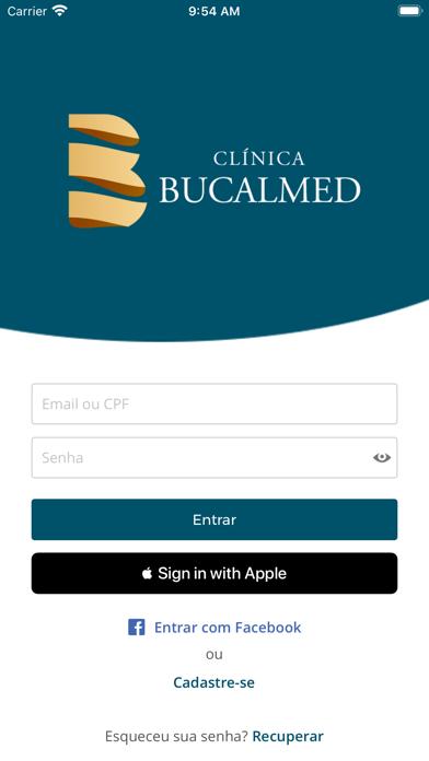 CLÍNICA BUCALMED Screenshot
