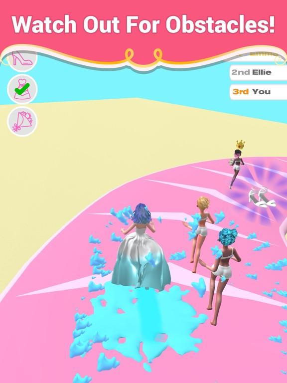 Ipad Screen Shot Bridal Rush! 2