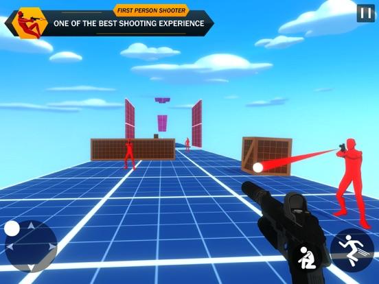 Gun Rush - FPS,Parkour,SlowMo screenshot 16