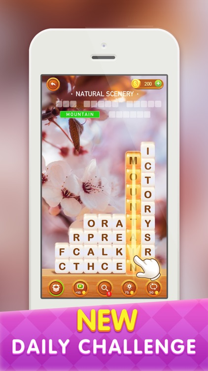 Word N Puzzle:Search Journey screenshot-3