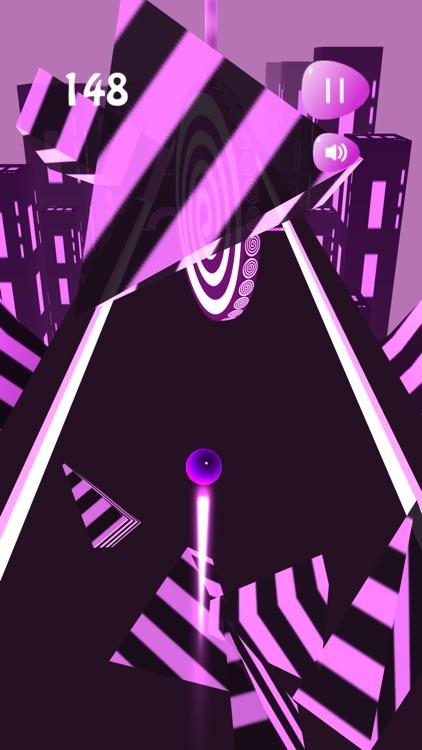 Trippy Ball 3D Game screenshot-4