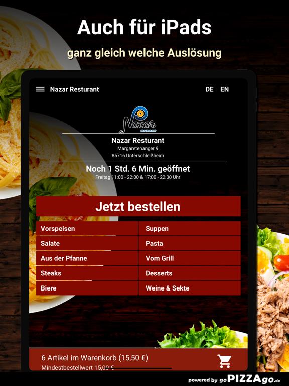 Nazar Unterschleißheim screenshot 7