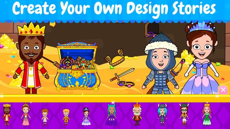 Tizi Town—My Home Design Games screenshot-3