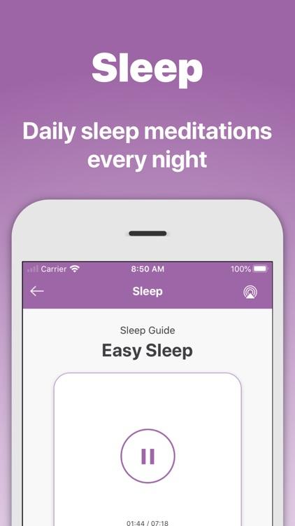 Serenity - Meditation App screenshot-4