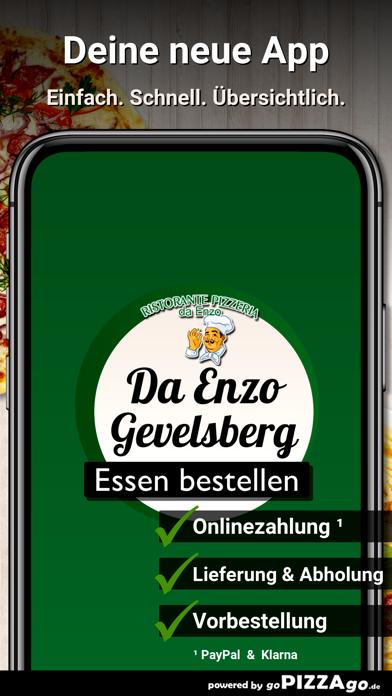 Pizzeria Da Enzo Gevelsberg screenshot 1