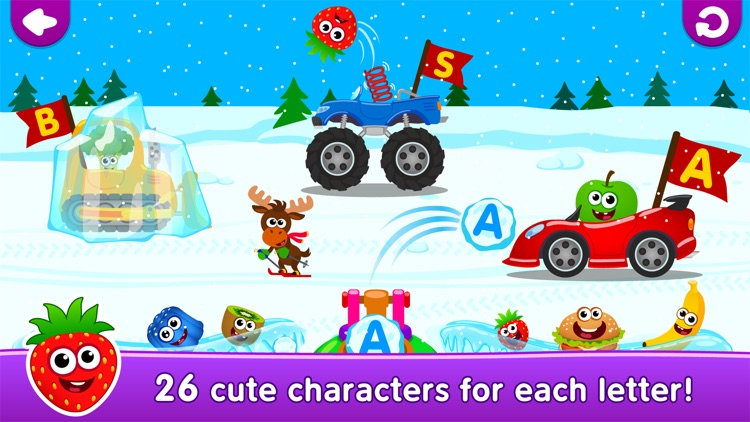 Alphabet! Kids Learning games screenshot-5