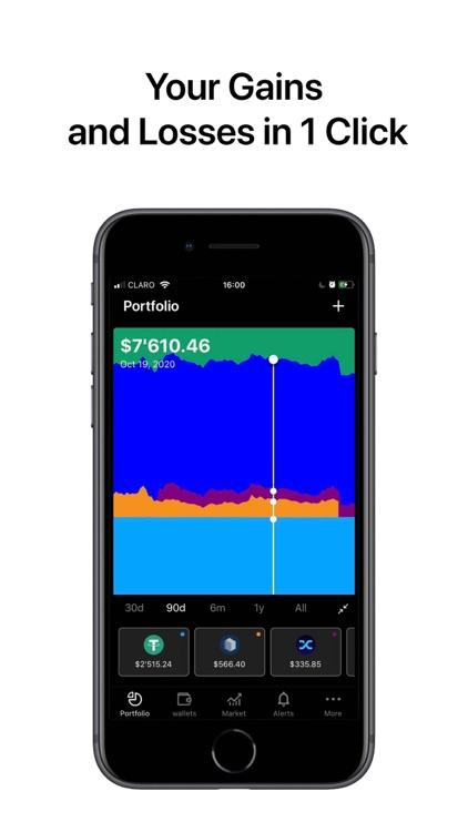 Accointing - Crypto Tracker screenshot-3
