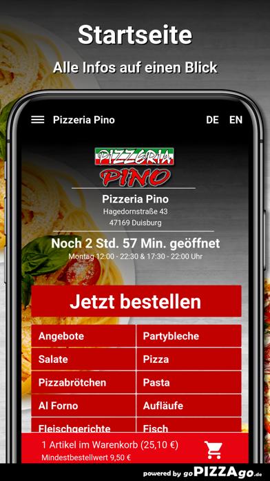 Pino Duisburg screenshot 2