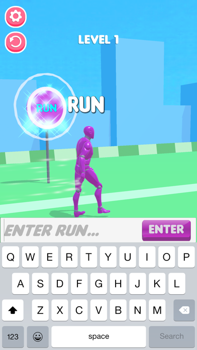 Type&Go 3D screenshot 1
