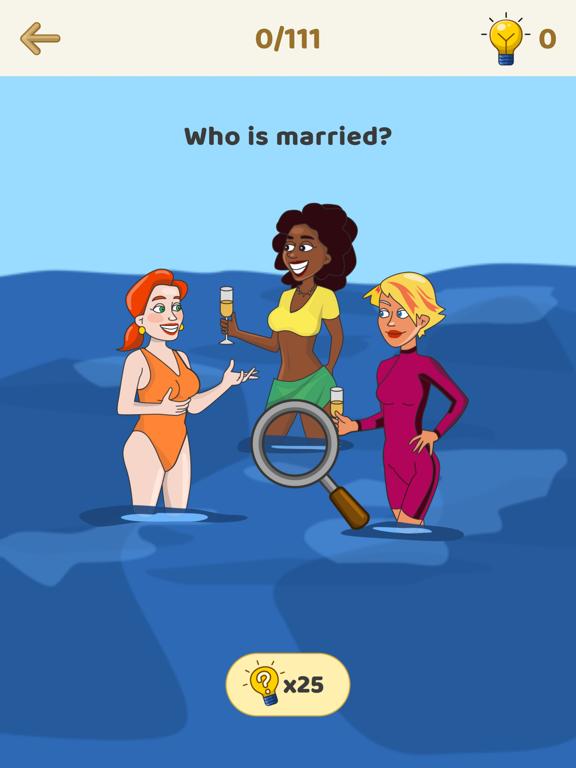 Brain Puzzle:Tricky IQ Riddles screenshot 6