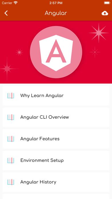 Learn Javascript PRO Screenshot