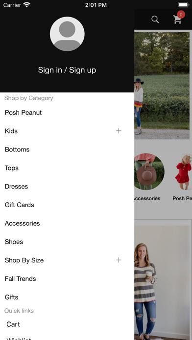 Little Blue Boutique Screenshot