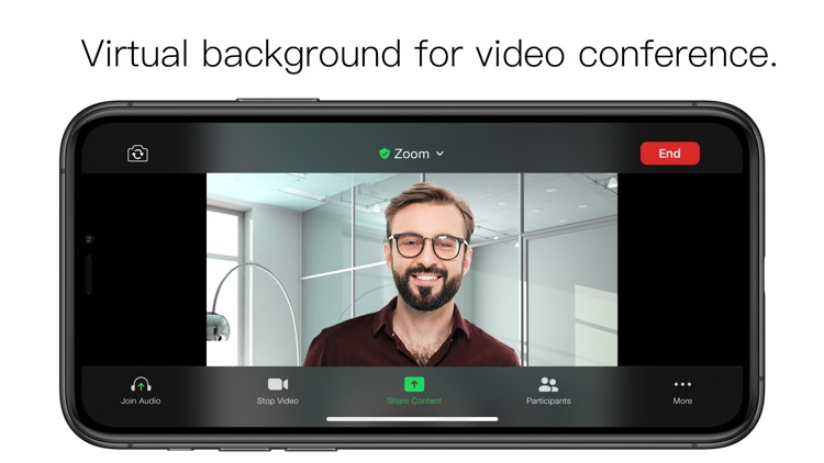 Backgrounds for Zoom screenshot-6