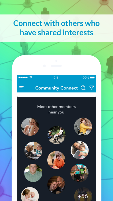 Community Connect CLPS Screenshot