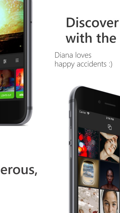 Diana Photo 4 screenshot-3