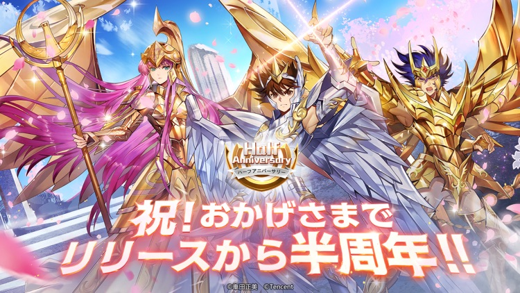 聖闘士星矢 ライジングコスモ screenshot-0