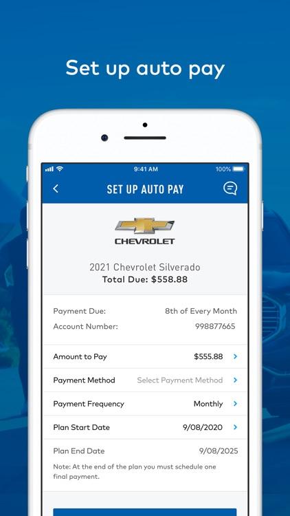 GM Financial screenshot-4