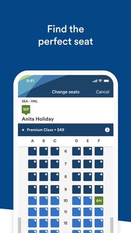 Alaska Airlines screenshot-5