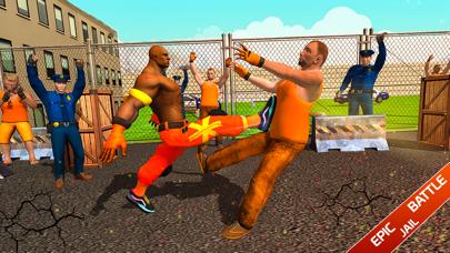 Prison Karate ring Bodybuilder screenshot 2