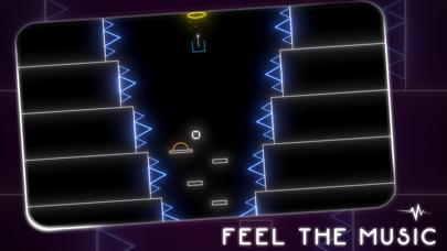 Screenshot of Neon Beats App