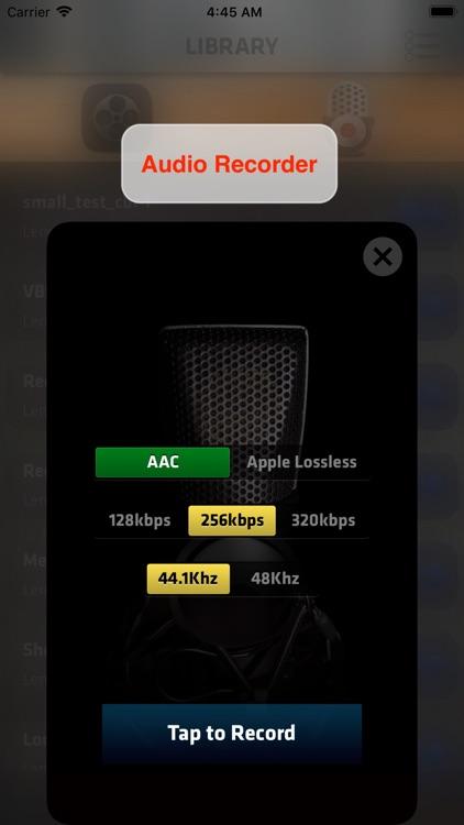 AudioRoom - Sound Creation screenshot-7