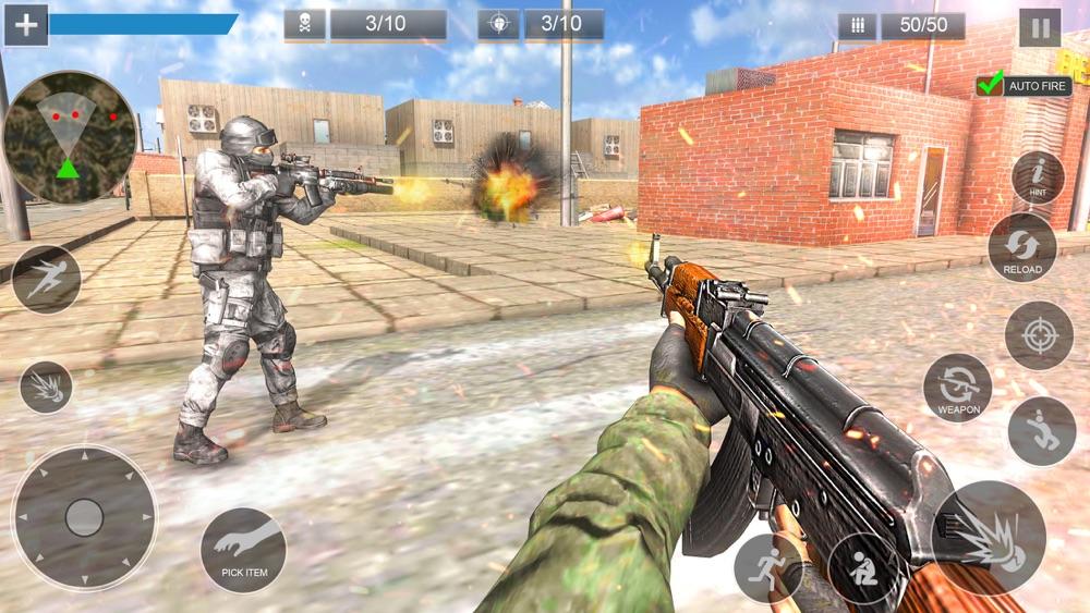 FPS Shooting: Gun Games 2021 App for iPhone - Free ...